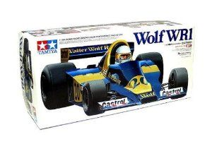 Tamiya - 1/10 Wolf WR1 F104 Chassis (R/C Cars) (OUT OF STOCK)